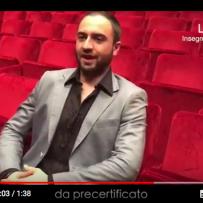PARLANO GLI INSEGNANTI : Lucio Donati